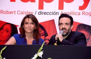 Mariana Garza y Pablo Perroni. Foto: www.quien.com