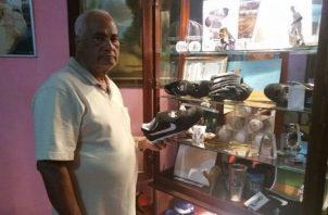Mariano Rivera padre. Foto: Cortesía