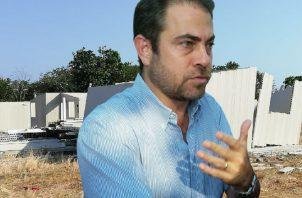 Mario Etchelecu fue el propulsor de Techos de esperanza en el gobierno de Juan Carlos Varela.
