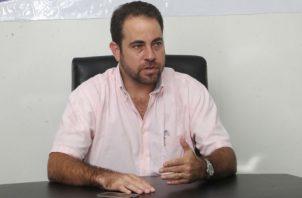 Mario Etchelecu es el segundo vicepresidente del Partido Panameñista.