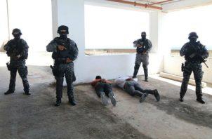 La captura de Eduardo Macea, alias Marshall, la película que contó un agente encubierto. Foto: En Segundos Panamá.