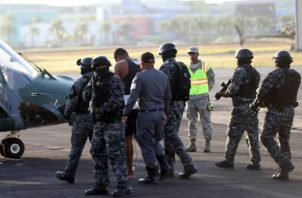 Policía crea un escuadrón de la muerte para asesinar a narcos, Kevin Moncada. Foto: Panamá América.