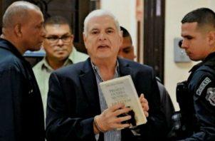 Ricardo Martinelli tiene seis meses de estar detenido en el Renacer. Foto/Archivos