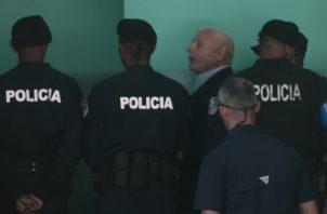 Ricardo Martinelli sigue privado de libertad en El Renacer. Foto de Víctor Arosemena