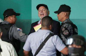 Juicio oral al expresidente Ricardo Martinelli seguirá siendo a puertas cerradas. Foto: Panamá América.