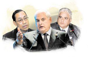 El expresidente Ricardo Martinelli está siendo puesto en riesgo por tratar de afectar su futuro político.