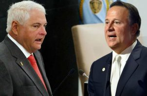 """Ricardo Martinelli: """"Varela es responsable de muertes, extorsiones y persecución"""". Foto: Panamá América."""
