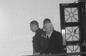 Ricardo Martinelli estaba enfrentando a todo el poder del Estado representado por el Ejecutivo. El propósito era sacarlo de la carrera. Foto: Archivo.