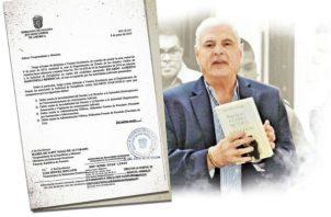 Ministerio Público allana camino para abrir otra causa distinta a los supuestos pinchazos telefónicos contra Ricardo Martinelli. Foto/Archivos