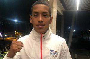 Orlando Martínez logró su objetivo.