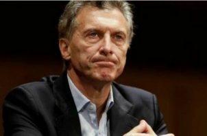 El desembolso, necesario para reforzar las alicaídas reservas monetarias de Argentina, dependía de una auditoría que el FMI. Foto/EFE