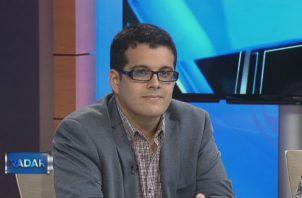 TVN se desvincula de Mauricio Valenzuela por altercado con José Isabel Balndón. Foto: Tomada de TVN.