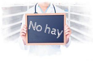 Pacientes claman por su medicamentos