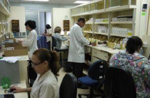Combatirán el desabastecimiento en las instalaciones de salud públicas. Foto de archivo