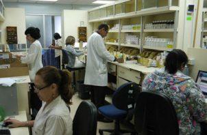 Compra de medicamentos Caja de Seguro Social. Foto/Cortesía