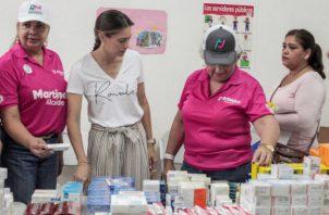 Las farmacias comunitarias serán instaladas en los 26 corregimientos de la ciudad capital y se realizarán ferias de salud.