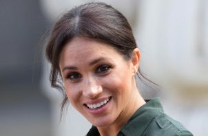 Meghan Markle, duquesa de Sussex. Foto: EFE.