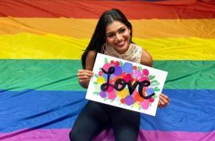 Mehr Eliezer, Señorita Panamá 2019. Foto: Instagram
