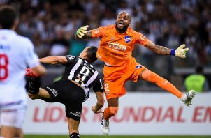 Mejía es titular en la Libertadores.