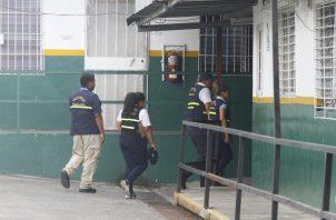 Fallece niño de 5 años tras recibir un disparo en el tórax en el sector de Alcalde Díaz. Foto: Panamá América.