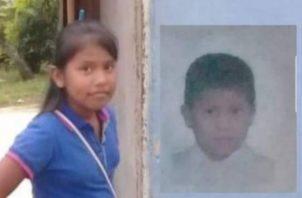 El Ministerio Público la noche de este lunes confirmó que se mantiene una investigación en conjunto con la Policía Nacional en la provincia de Chiriquí ante la desaparición de dos niños y una niña. Foto/Mayra Madrid