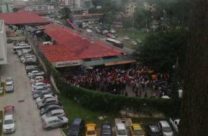 Mercado de Abastos.