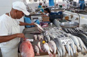 El horario de atención del Mercado de Mariscos es de 4:00 a.m. a 5:00 p.m.