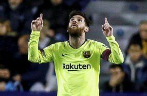 Messi sigue entre los nominados.