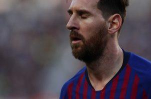 Messi ha tenido problemas judiciales en los últimos años.