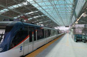 La línea 1 del Metro de Panamá transporta a diario unos 42 mil pasajeros por hora.