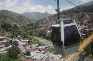 El medio de transporte integraría a poblados de San Miguelito con las líneas del metro. Foto de archivo