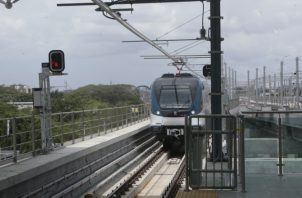 Los usuarios de la Línea 2 del Metro de Panamá han sido los más beneficiados con este sistema.