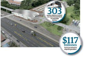 El consorcio Villa Zaita, detalla en su reclamo de acción, que la Comisión Evaluadora debió haber descalificado al consorcio Línea Panamá Norte.