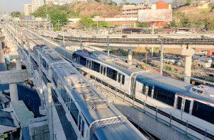 Trabajos avanzan en el recorrido de la Línea 2. /Foto Cortesía