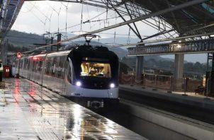 Durante la JMJ, los viajes en la L2 serán gratuitos, los pasajeros solo deberán presentar la tarjeta. Foto: EPASA