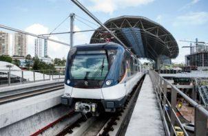 El servicio en la Línea 1 del Metro de Panamá ya fue restablecido. Foto: Panamá América.