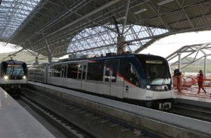 La capacidad inicial de la Línea 2 del Metro de Panamá para transportar pasajeros será de 16 mil personas por hora sentido.