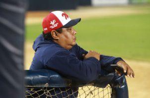 José Murillo III entrenador de Panamá Metro. Foto: Anayansi Gamez