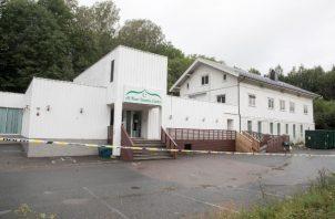 Siguen las investigaciones sobre el tiroteo en una mezquita en Oslo. FOTO/AP