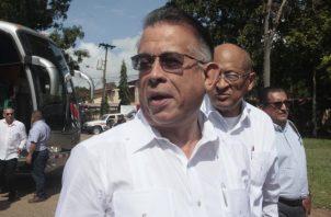 La propuesta fue presentada por el ministro de Desarrollo Agropecuario, Augusto Valderrama.