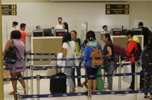Migración aplica devolución e inadmisión a más de 3,600 extranjeros. Foto: Panamá América.