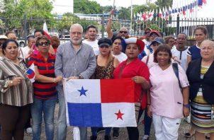 Las acciones de apoyo y rechazo a la propuesta de reforma migratoria se ha trasladado ya a las calles.