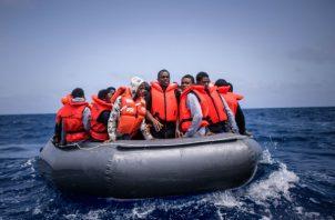 Tras el Mediterráneo, África del Norte y la región subsahariana concentraron el mayor número de muertes o desapariciones, con 567 y 545 respectivamente.