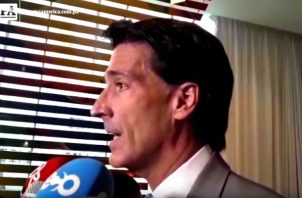Mauricio Ramos, CEO de Millicom. Foto/Yessika Valdés
