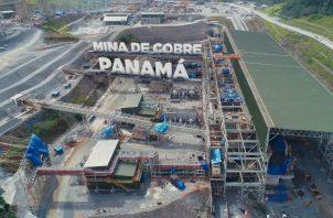 Minera Panamá ha hecho una inversión de 6 mil millones de dólares. Foto/Archivo