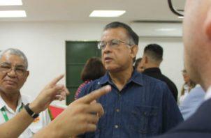 Valderrama dijo que Panamá como territorio está libre de este hongo y la  primera acción directa es la prevención.