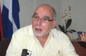 Orlando Solórzano, ministro de Nicaragua. Tomada de Internet
