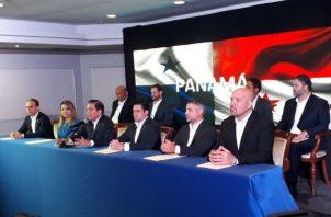Alejandro Ferrer,Rolando Mirones, Doris Zapata y Héctor Alexander estuvieron dentro del gobierno de Martín Torrijos.