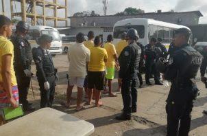 Actualmente el Sistema Penitenciario está dentro del Ministerio de Gobierno.