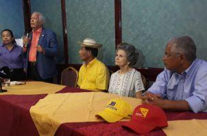 Los fundadores del Molirena no apoyan la decisión de la dirigencia del partido del gallo.